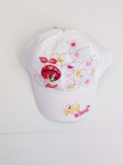 CAP Happy School Όλα τα καπέλα made in PRC 65% pol.35% cotton τιμή 3€