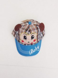 Children hat αυτάκια. Όλα τα καπέλα made in PRC 65% pol.35% cotton